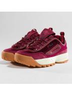 FILA Sneakers Heritage Disruptor rød