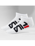 FILA Socken 2-Pack Invisible weiß