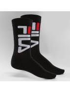 FILA Socks Normal 2-Pair black