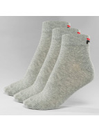 FILA Socks 3-Pack Training gray