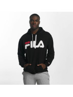 FILA Sweat capuche Urban Line Classic Logo noir