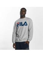 FILA Swetry Urban Line Classic Logo szary