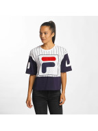 FILA T-shirt Petite Late PRT bianco