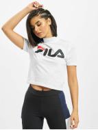 FILA T-Shirt Urban Line Every Turtle weiß