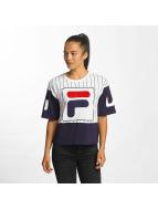 FILA T-Shirt Petite Late PRT weiß