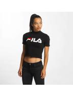 FILA t-shirt Petite Every Turtle zwart