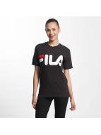 FILA T-Shirty Urban Line Basic Logo czarny