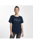 FILA T-Shirty Core Line Classic niebieski