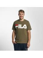 FILA T-Shirty Urban Line Classic Logo oliwkowy