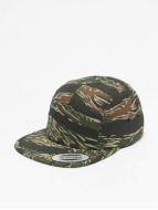 Flexfit 5 Panel Caps Classic Jockey camuflaje