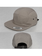 Flexfit 5 Panel Caps Classic Jockey grigio