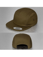 Flexfit 5 Panel Caps Classic Jockey olive
