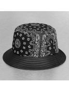 Flexfit Chapeau Bandana Leather Imitation noir