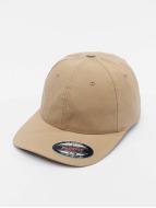 Flexfit Flexfitted Cap Garment Washed Cotton Dat khaki