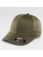 Flexfit Flexfitted Cap Wooly Combed oliven