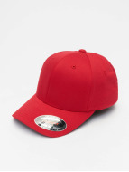 Flexfit Lastebilsjåfør- / flexfitted caps Wooly Combed red