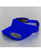 Flexfit Snapback Cap Visor blau
