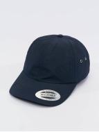 Flexfit snapback cap Low Profile Water Repellent blauw