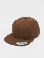 Flexfit Snapback Cap Classic brown