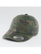 Flexfit snapback cap Low Profile Camo Washed camouflage