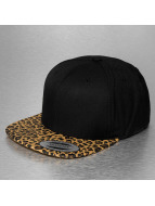 Flexfit snapback cap Animal zwart