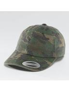 Flexfit Snapback Caps Low Profile Camo Washed camouflage