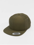 Flexfit Snapback Water Repellant olive