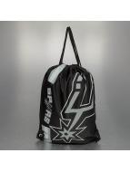 Forever Collectibles Batohy do mesta Collectibles NBA Cropped Logo San Antonio Spurs èierna