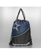 Forever Collectibles Beutel NFL Diagonal Zip Drawstring Dallas Cowboys черный
