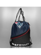 Forever Collectibles Beutel NFL Diagonal Zip Drawstring New England Patriots schwarz