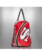 Forever Collectibles Bolsa NFL Cropped Logo San Francisco 49ers rojo