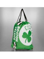 Forever Collectibles Bolsa NBA Cropped Logo Boston Celtics verde
