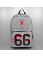 Forever Collectibles Mochila NBA Chicago Bulls gris