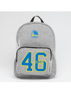Forever Collectibles Mochila NBA Golden State Warriors gris