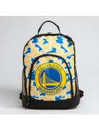 Forever Collectibles Plecaki NBA Camouflage Warriors czarny