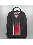 Forever Collectibles Rucksack NBA Stripe Primetime Chicago Bulls schwarz