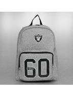 Forever Collectibles Ryggsäck NFL Oakland Raiders grå