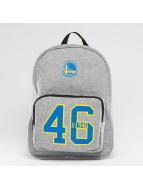 Forever Collectibles Sırt çantaları NBA Golden State Warriors gri