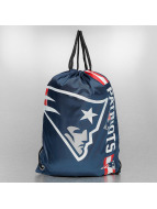 Forever Collectibles Sac à cordons NFL Cropped Logo New England Patriots bleu