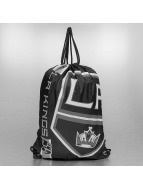 Forever Collectibles Sac à cordons NHL Cropped Logo LA Kings noir