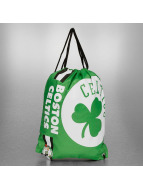 Forever Collectibles Sac à cordons NBA Cropped Logo Boston Celtics vert