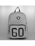 Forever Collectibles Sac à Dos NFL Oakland Raiders gris