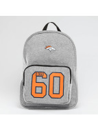 Forever Collectibles Sac à Dos NFL Denver Broncos gris
