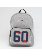 Forever Collectibles Sac à Dos NFL New England Patriots gris