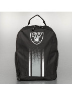 Forever Collectibles Sac à Dos NFL Stripe Primetime Oakland Raiders noir