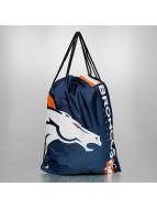 Forever Collectibles Sacchetto NFL Cropped Logo Denver Broncos blu