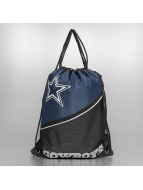Forever Collectibles Shopper NFL Diagonal Zip Drawstring Dallas Cowboys zwart