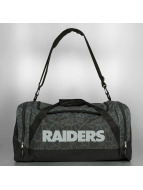 Forever Collectibles tas NFL Camouflage Oakland Raiders zwart