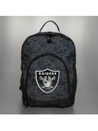 Forever Collectibles Zaino NFL Camouflage LA Raiders nero