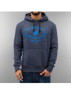 Frank NY Hoody Tired Of Hate blauw